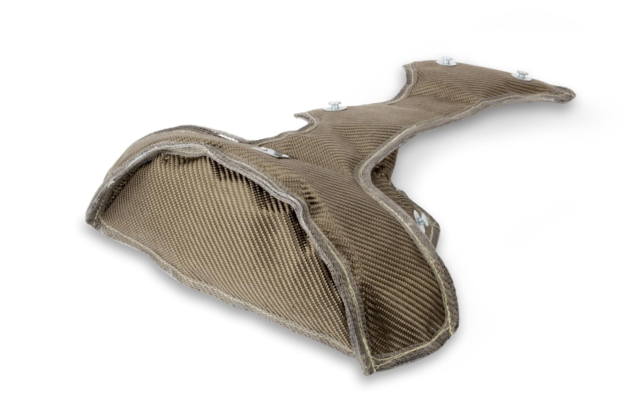 Funk Motorsport N54 Titanium Turbo Blanket