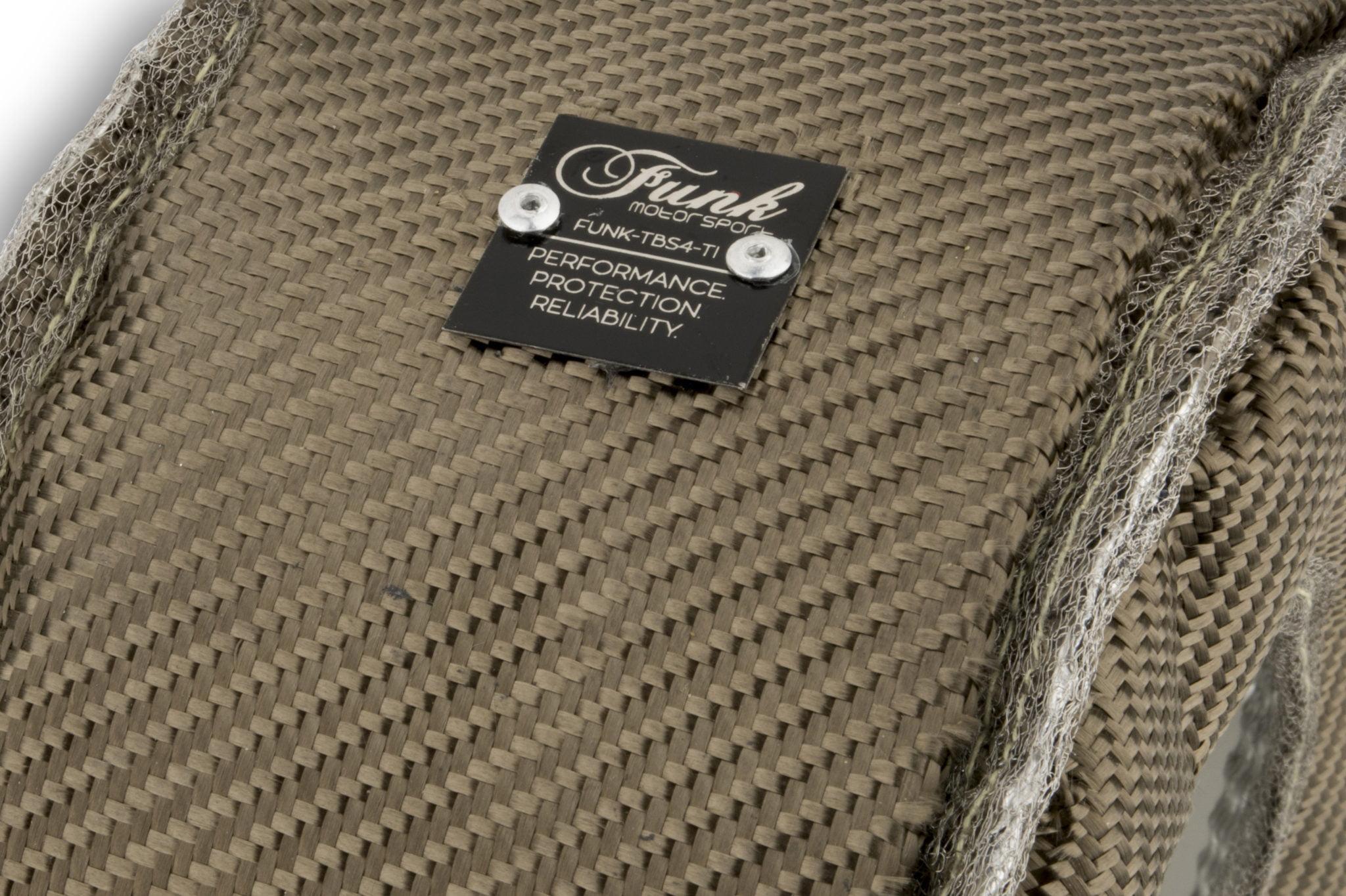 Funk Motorsport Metal Core Turbo Blanket
