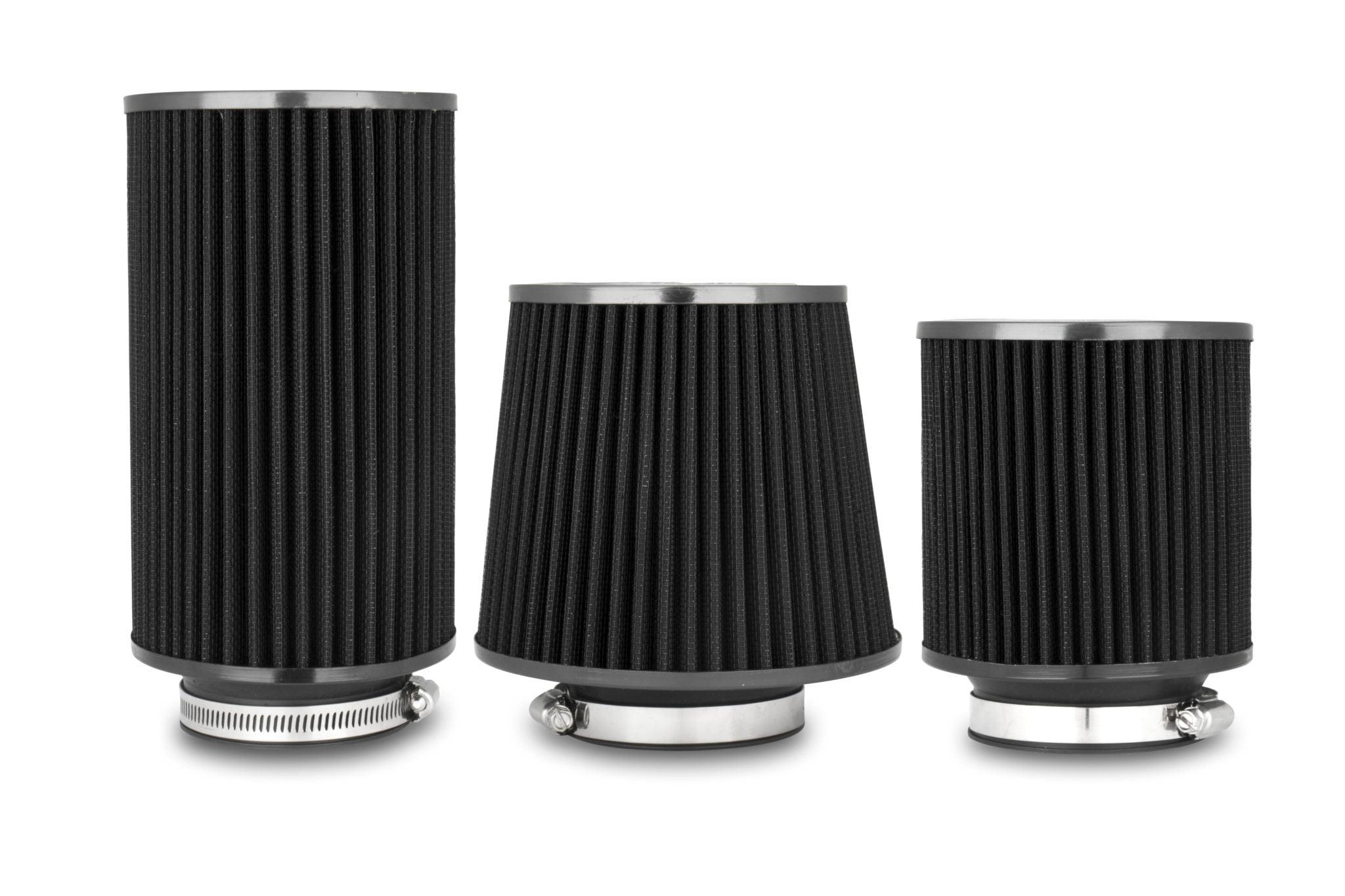 Funk Motorsport Black Air Filter Range