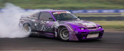 Funk Motorsport S13 in the BDC