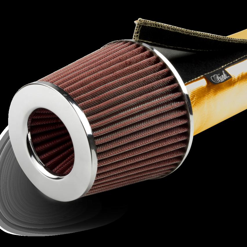 Funk Motorsport Gold Induction Kit Thermal Barrier