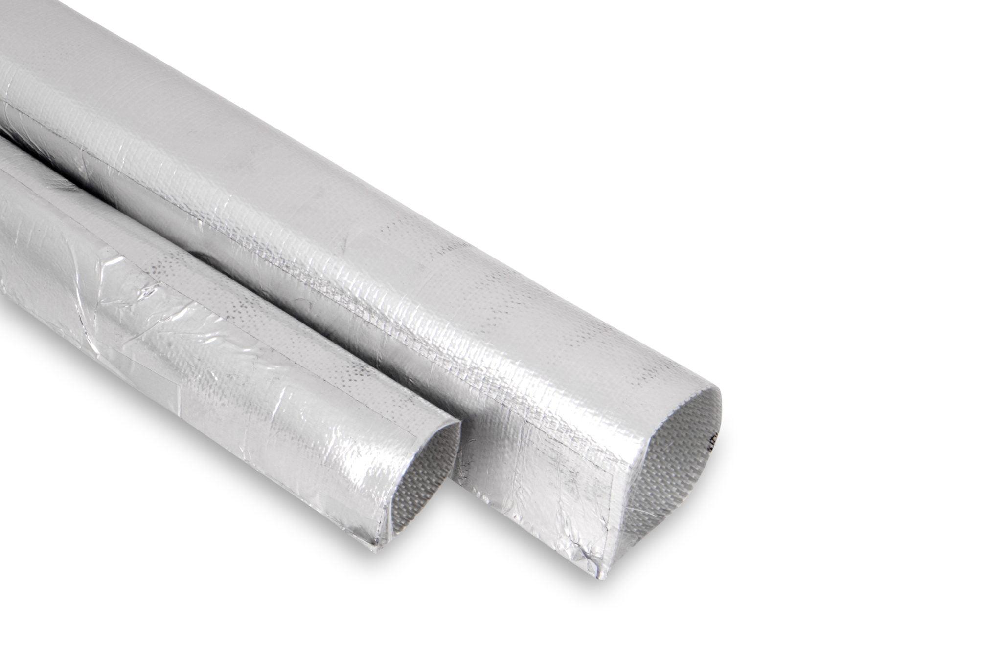Funk Motorsport Silver Adhesive Heat Sleeving