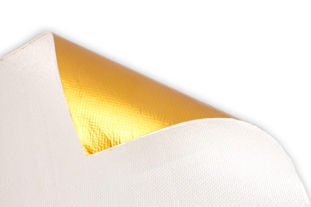 Adhesive Gold Reflective Heat Blanket
