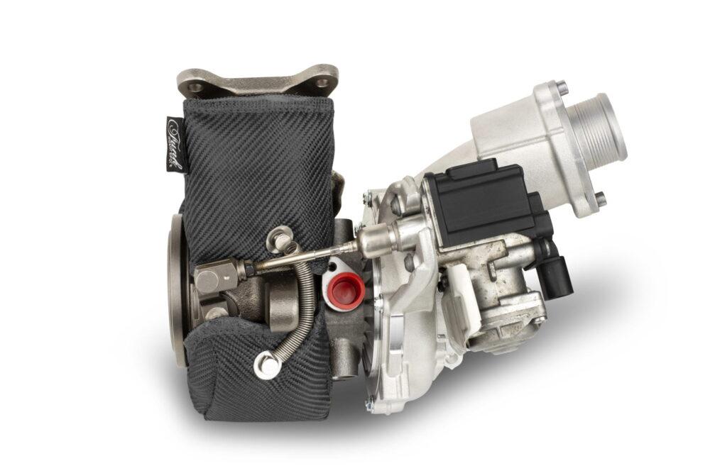 IS38 Golf R Turbo Blanket in Carbon Fibre Funk Motorsport