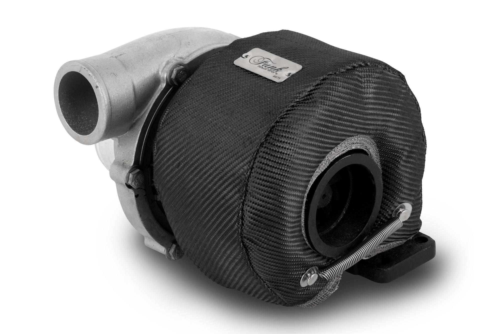 Funk Motorsport Mk3 Turbo Blanket - 00014