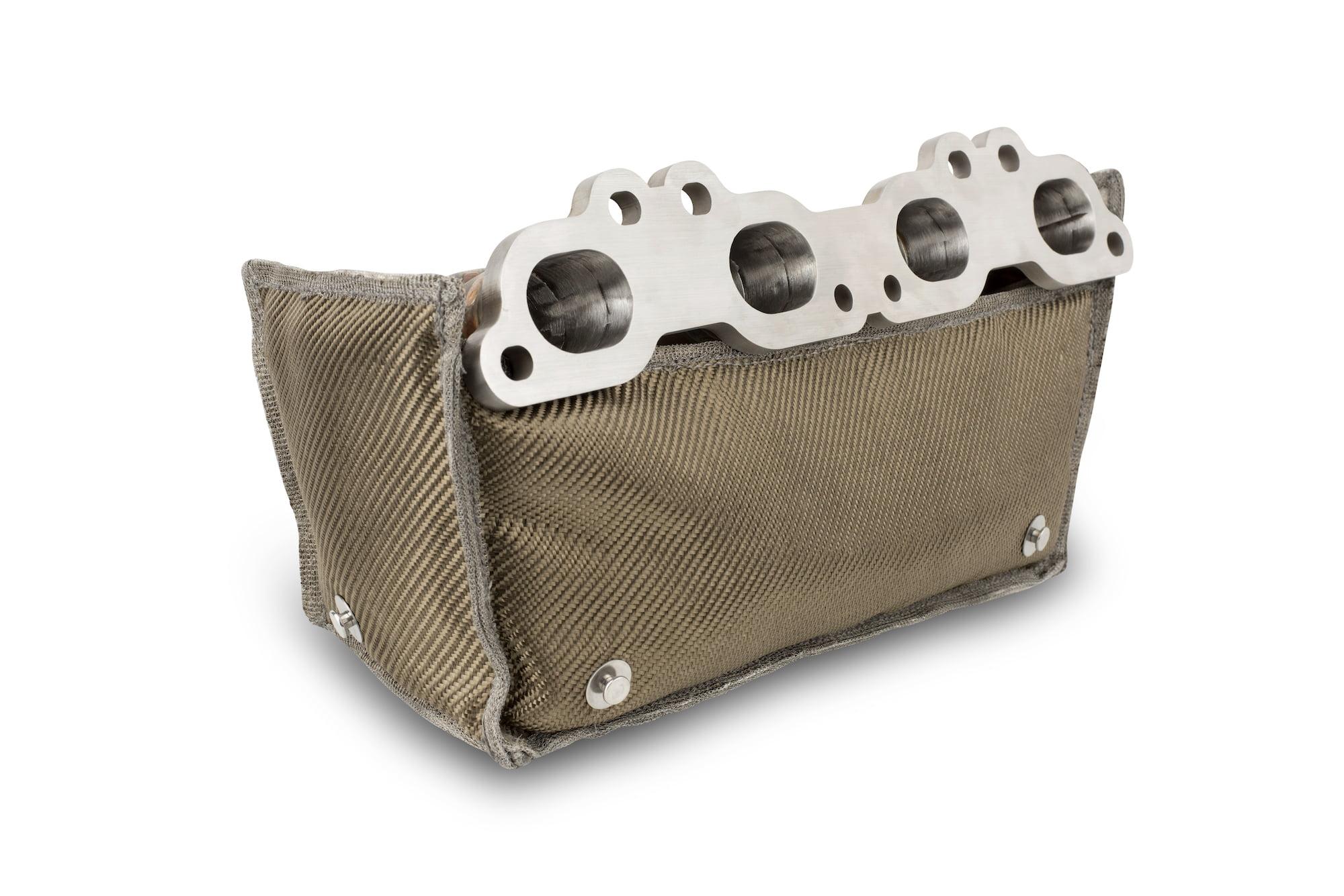 Funk Motorsport SR20 Exhaust Manifold Blanket