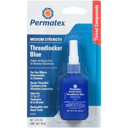 Permatex® Medium Strength Threadlocker BLUE 24210 Funk Motorsport
