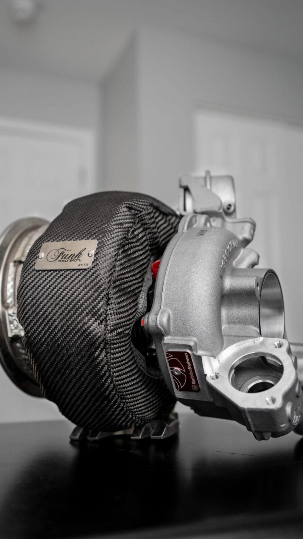Audi B9 S4 Turbo Blanket by Funk motorsport