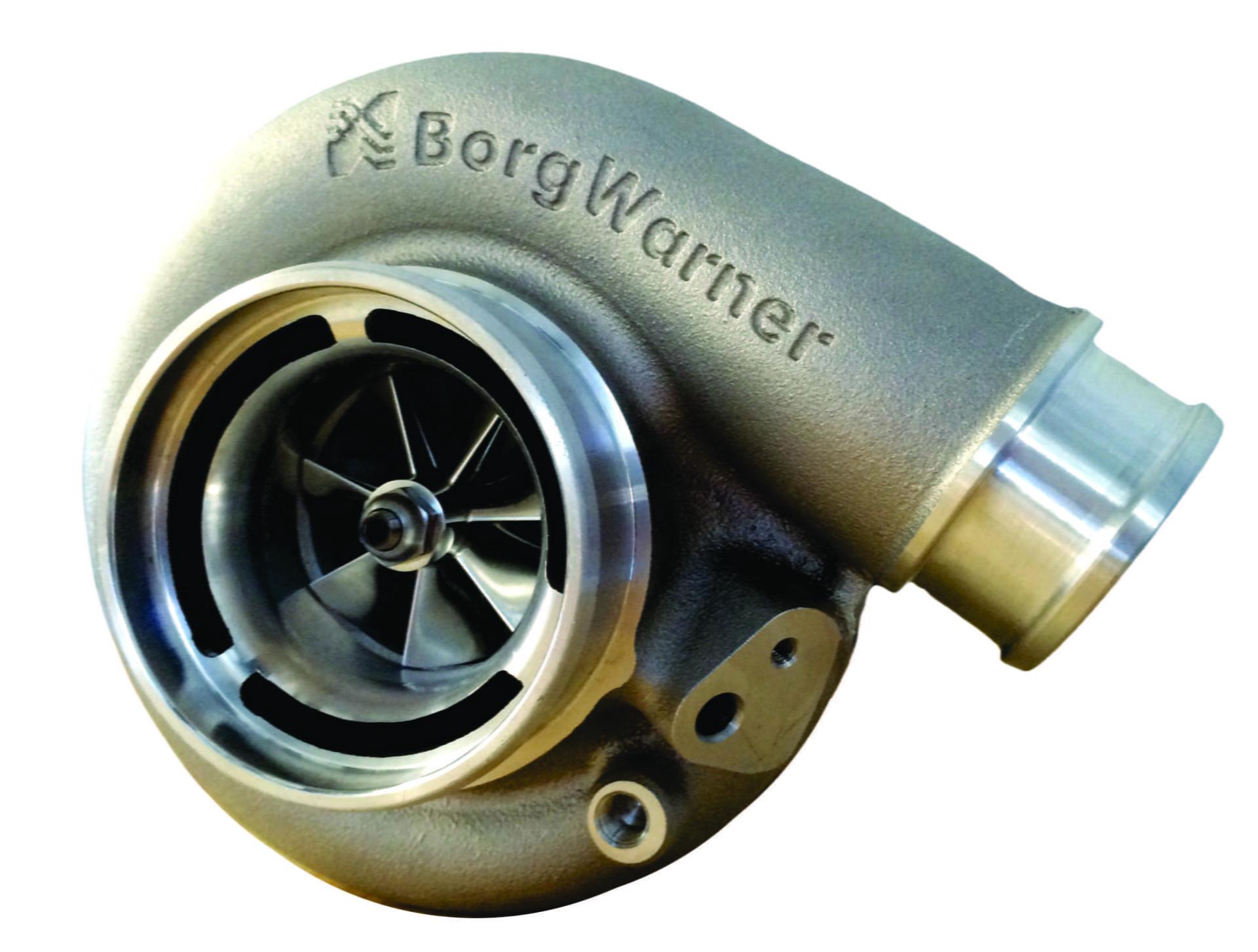 S200SX-E-Turbocharger